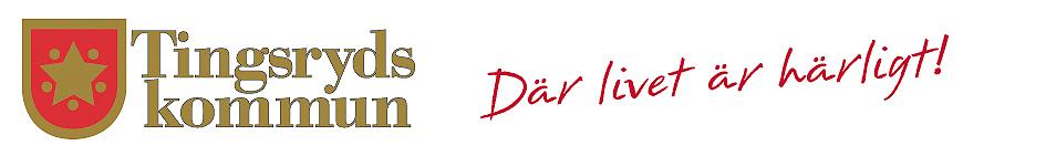 Tingsryd kommuns logga